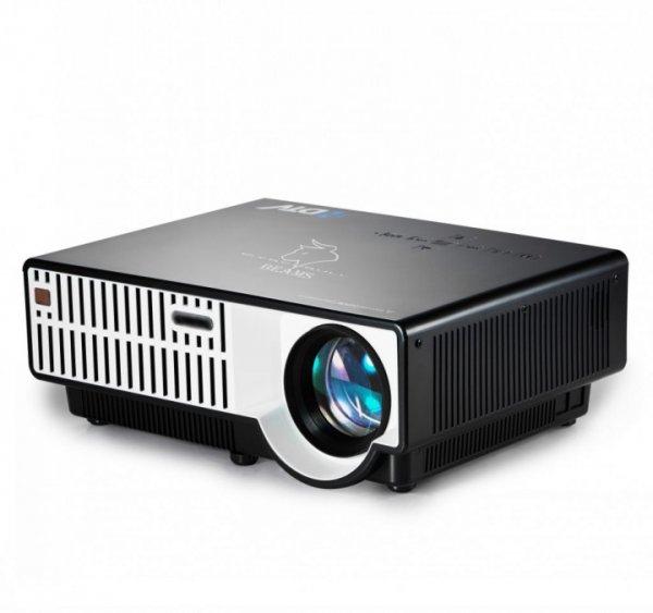 [Comtech] Cyberbull CBB1080p LED-Full-HD Beamer // 3800 ANSI Lumen, WLan,...