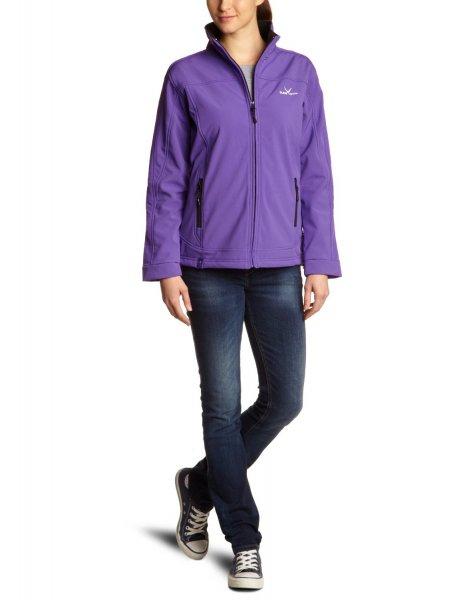 Black Canyon Damen Softshell Jacke Größe L für 18,17€