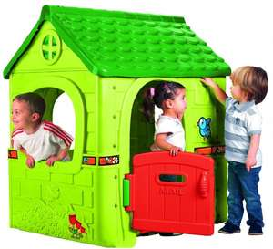 Feber Fantasy House - Kinderspielhaus@ Amazon.FR