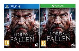 Lords of the Fallen (PS4/Xbox One) für 25,83€ @Zavvi.com