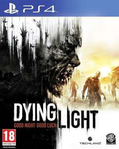 Dying Light First Edition für PS4