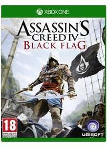 Assassin's Creed Black Flag Key/DL (XOne)