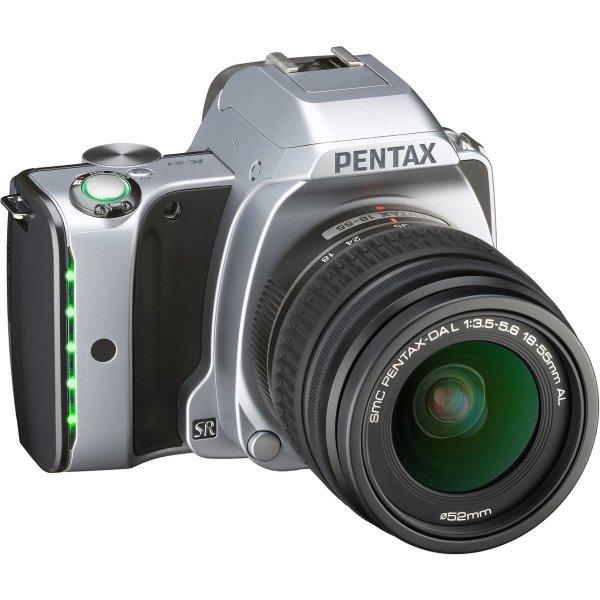 Pentax K-S1 Kit 18-55 mm in verschiedene Farben ab 370,82€ @Amazon.fr
