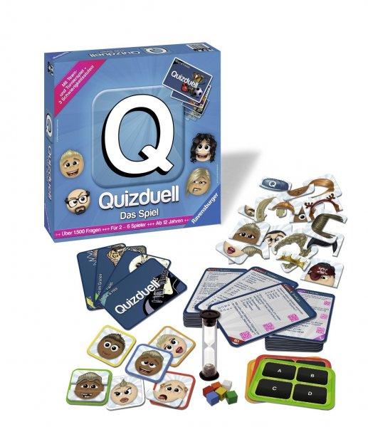 [amazon.de] Quizduell Brettspiel für 17,99€ (Prime 14,99€)