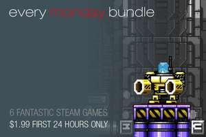 [Steam] Indie Gala Every Monday Bundle #48