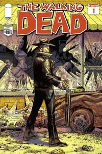 (Comic) The Walking Dead: Kapitel 1 kostenlos - alle weiteren ab 2,69€ @ Google Play