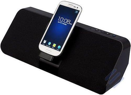 Avox Spock Smartphone NCC-71099 Dockingstation Lautsprecherdock für Galaxy S4, S3, S2, Note3, Note2, Note1 für 69,99€ inlusive Versand (anstatt 99,99)