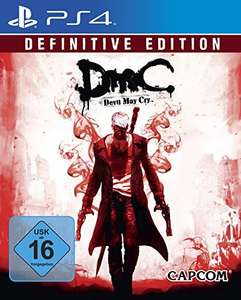 [PS4/One] Devil May Cry - Definitive Edition 22,89€ (Vorkasse: 22,45€) - Grooves Inc.