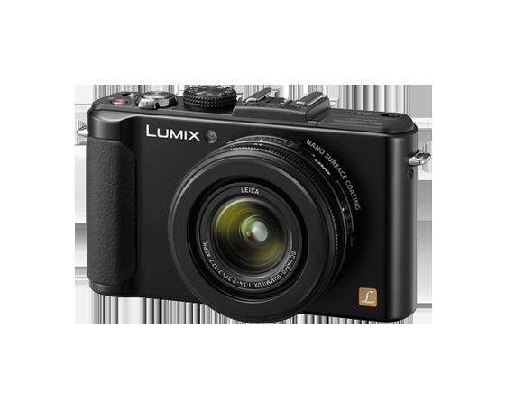 [MediaMarkt Online] PANASONIC Lumix DMC-LX7 schwarz