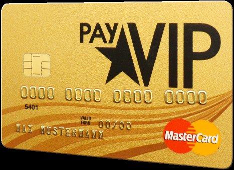Finance Special bei Qipu: payVIP MasterCard GOLD mit 20€ Amazon Gutschein + 10€ Cashback