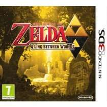 The Legend Of Zelda - A Link Between Worlds 3DS für 29,94€ @thegamecollection