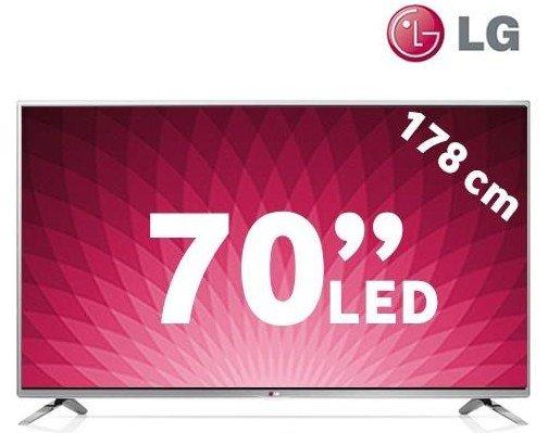 [Lokal - LUX / Versand in Grenznaehe] LG 70LB650V für 1790 € (3D-LED-TV, 176 cm (70 Zoll), Full HD, 500 Hz, DVB-T/-T2/-C/-S/-S2, inkl. 2x 3D Brillen, Silber)