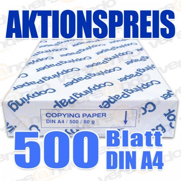 [ebay] günstiges Kopierpapier auf ebay