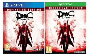Devil May Cry: Definitive Edition (PS4/Xbox One) für 24,21€ @wowHD.se