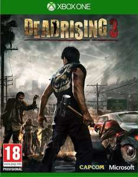 Dead Rising 3 - Apocalypse Edition (Xbox One) für 29,99€ @Coolshop