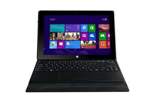 MSI Tablet S100 - Windows, Keyboard-Cover, 64 GB, 10""