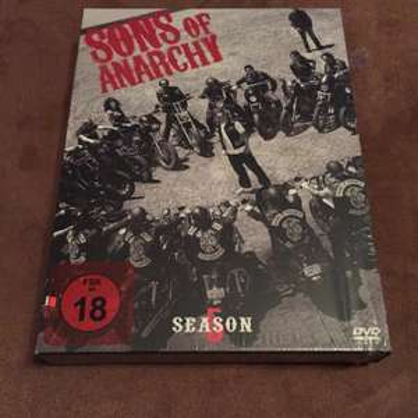 [Saturn Delmenhorst] DVD Sons of Anarchy Staffel 5