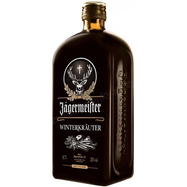 [GLOBUS MAINTAL] Jägermeister Winterkräuter 25% 0,7l / Jim Beam Hot Punch 15% 0,7l für 6,00€