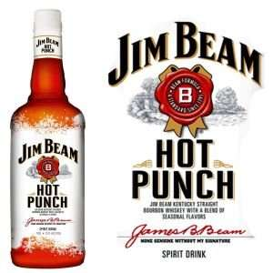 [REAL MAINTAL] Jim Beam Hot Punch 15% 0,7l für 4,00€