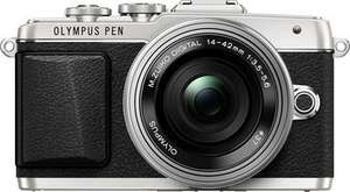 [Amazon.fr] Olympus Pen E-PL7 Kit 14-42 mm EZ silber für 459,90 Euro