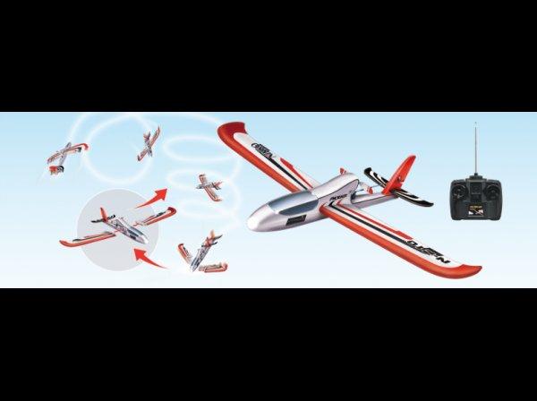 [MediaMarkt.de] RC NIKKO Phoenix Stunt Plane für 21,99 Euro