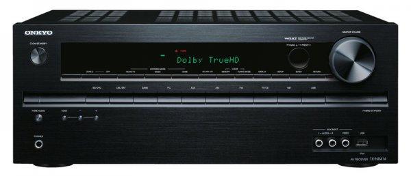 Onkyo  TX-NR414 AVReceiver (Schwarz) B-Ware für € 129,00