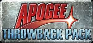 The Apogee Throwback Pack (4 Spiele) für 2,49€ @ Steam