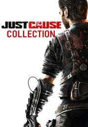 Just Cause Collection (STEAM) für 4,74€