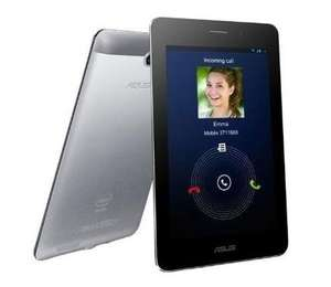 Asus Fonepad ME371MG (7 Zoll, Intel Z2420, 1,2GHz, 1GB RAM, 16GB, 3G) (Refurbished) für 75€ @Dealclub