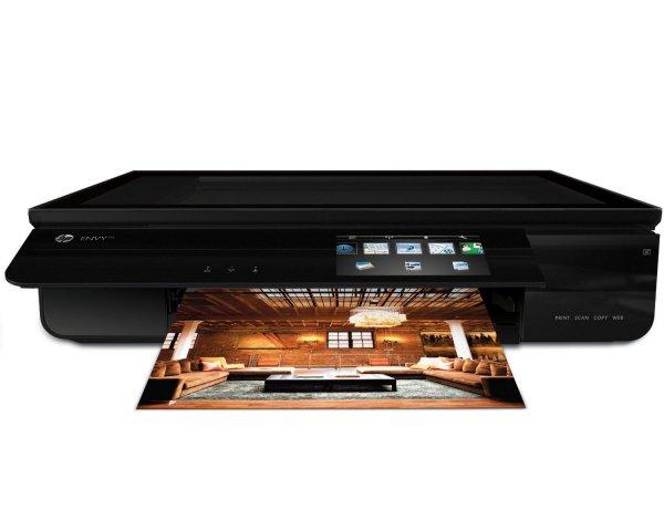 HP Envy 120 eAll-in-One Multifunktionsdrucker (A4, Drucker, Scanner, Kopierer, Wlan, USB, 4800x1200) für effektiv 79€ durch Cashback @HP