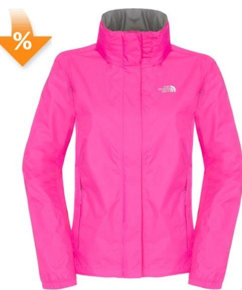 The North Face Resolve Jacket Frauen in pink, 29,95€ bei globetrotter.de