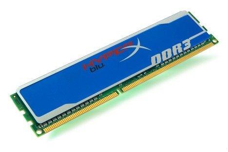 Kingston 4GB PC3-12800 DDR3-1600 CL9  - 42,78€ incl. Versand @GETGOODS