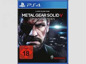 Metal Gear Solid 5 Ground Zeroes Playstation 4 15€