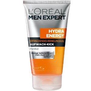 [Amazon] L'Oréal Paris Men Expert Reinigungsgel, 150ml 3x für je 3,04€ inkl. Versand