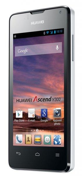 """[Amazon WHD] Huawei Ascend Y300 (weiß) Zustand """"sehr gut"""" für 45,69€"""