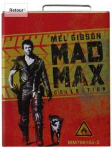 Amazon.fr Mad Max Blu Ray Trilogy im Kanister 27.48€