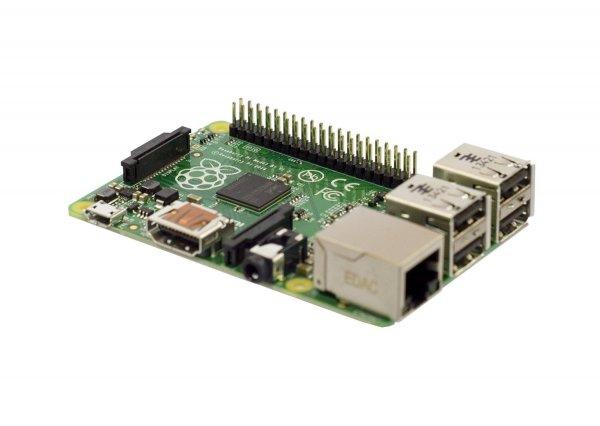 Raspberry Pi Model B+ für 22,49€  + 4 € Versand Jetzt 22,80€ plus 4 € Versand