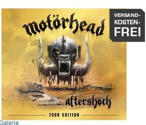 Motörhead - Aftershock Tour Edition - (2 CD) für 5,99€ @ Saturn Online