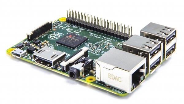 Raspberry Pi2 inkl. Gehäuse und Stromversorgung VSK Frei