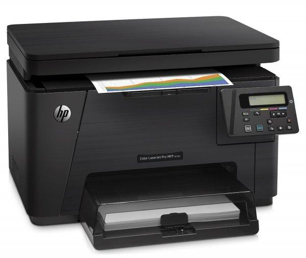 Hewlett-Packard HP Color LaserJet Pro M176n mit 15-20% günstiger