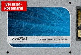 [MediaMarkt] CRUCIAL MX100 256GB SSD 2,5 Zoll, SATA III - im Onlineshop OHNE VSK