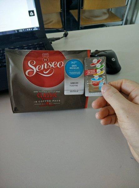 [Bundesweit][Donner Hits Donnerstag HIT Supermarkt] Senseo Kaffee-Pads für 1,49 Euro 26.02.2015 + Verschlussclip Aktion