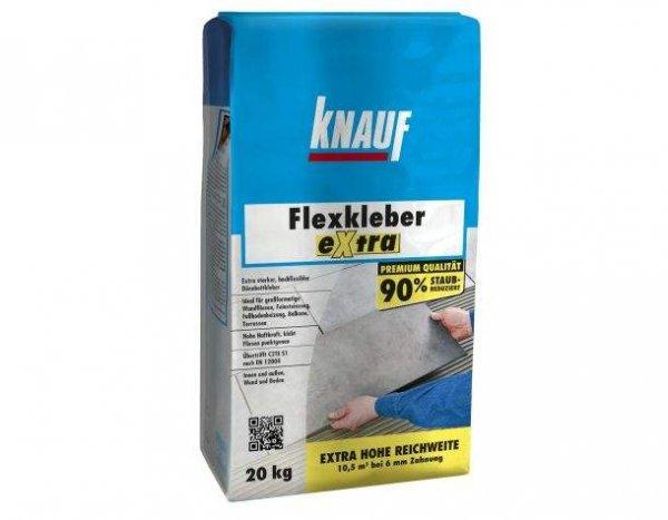 [Bauhaus] Knauf Flexkleber extra (-24.67%)