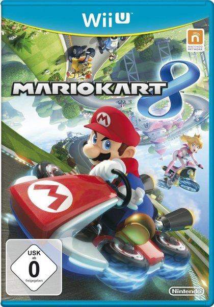 MARIO KART 8 Wii U für 35,- EUR inkl. Versand