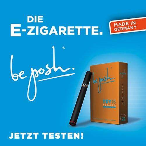 Gratis Testpack Einweg E-Zigarette (1,80 € VSK)