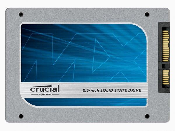 Crucial MX100 512GB SSD für 155 Euro inkl. Versand bei Gravis auf Ebay