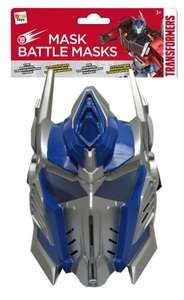 IMC Toys 387065TR - Transformers Battle Maske, Optimus Prime für 6,63 EUR