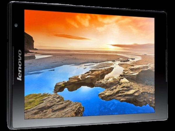 Lenovo Tab S8-50 LTE (Full HD, 8 Zoll, Intel Z3745 4x1,86 GHz, 2GB RAM, 16 GB, Android 4.4) für 199 € @MediaMarkt