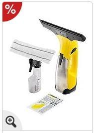 Kärcher WV 2 Plus Fenstersauger mit Zubehör für 41,42€ über qipu bzw. 49,92€ ohne qipu