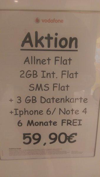 München Riem Arcaden Vodafone